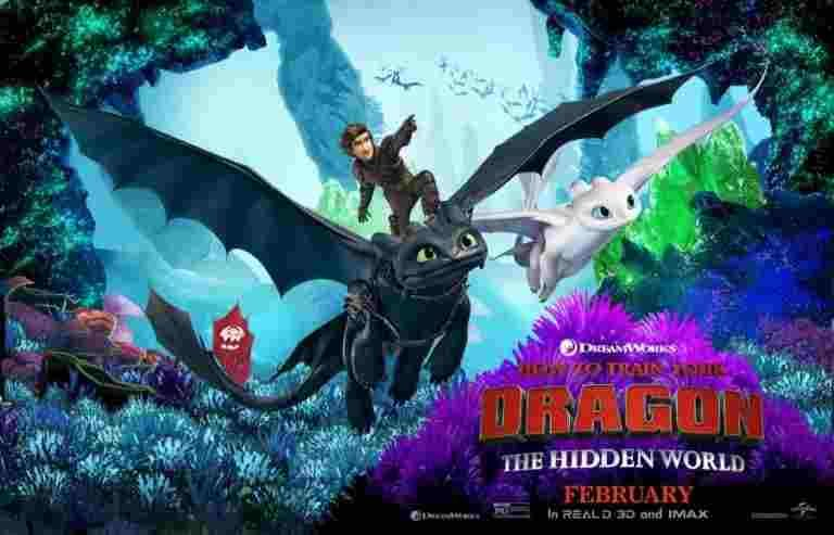 How to Train Your Dragon The Hidden World Box Office Collection