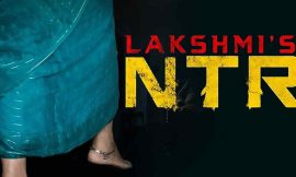 Laxmi's NTR Box Office Collection