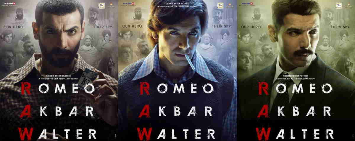 Romeo Akbar Walter Box Office Collection Worldwide, India, Hit or Flop, Review, Rating, Wiki