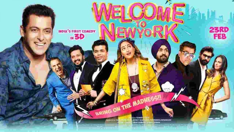 Welcome To New York Movie Box Office Collection
