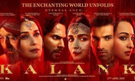 Kalank Box Office Collections
