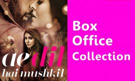 Ae Dil Hai Mushkil Box Office Collection Worldwide, India, Hit or Flop, Review, Rating, Wiki