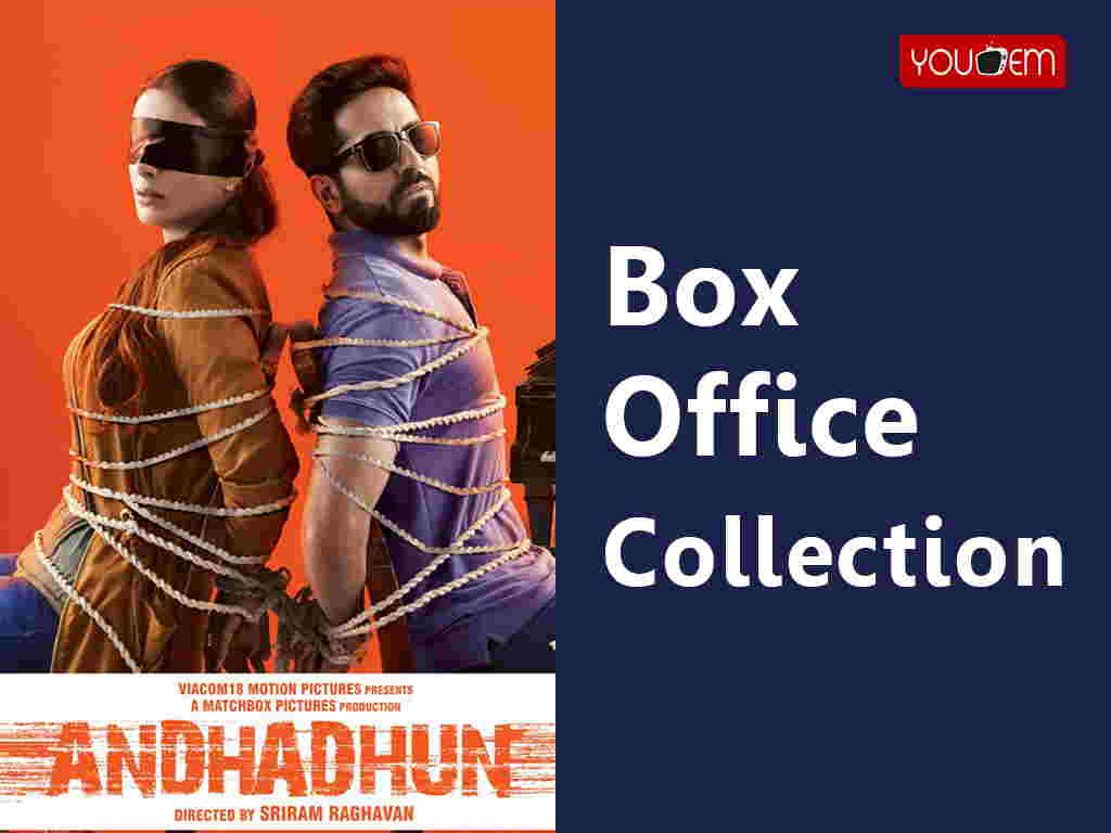 Andhadhun Box Office Collection Worldwide, India, Hit or Flop, Review, Rating, Wiki