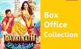 Badrinath Ki Dulhania Box Office Collection Worldwide, India, Hit or Flop, Review, Rating, Wiki