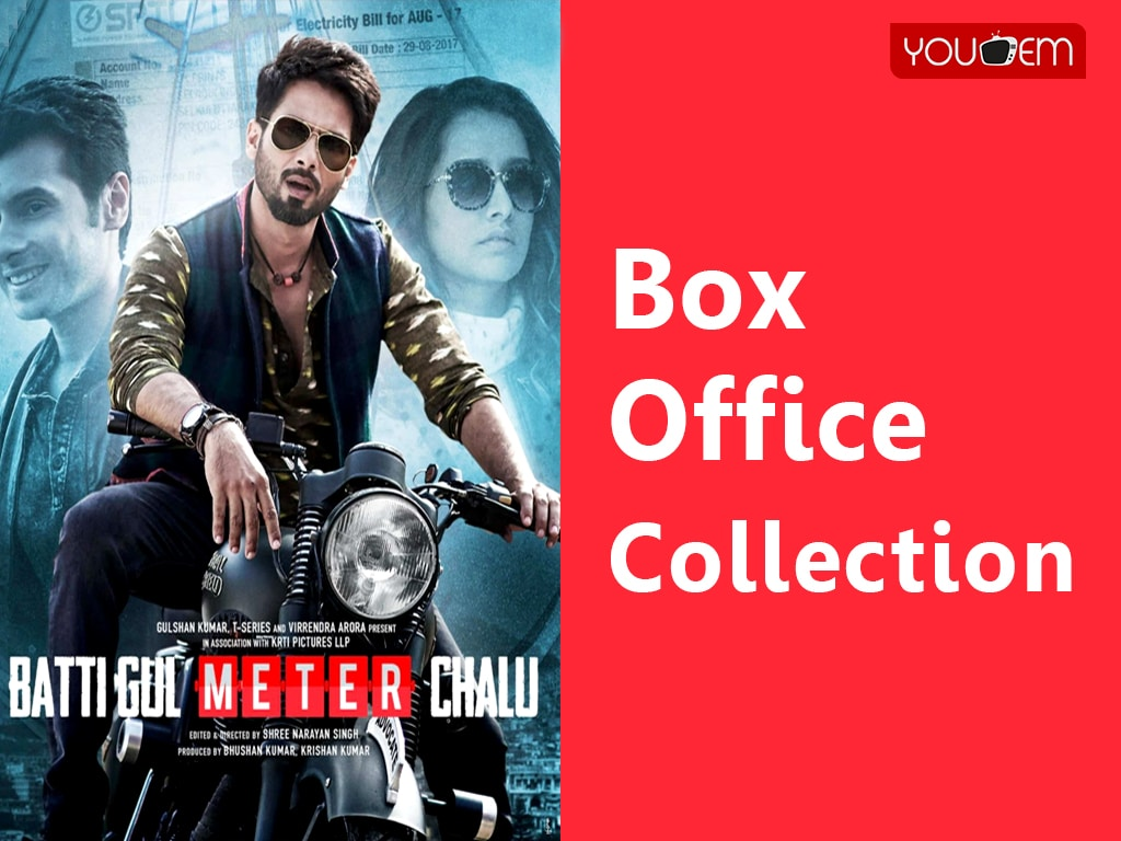 Batti Gul Meter Chalu Box Office Collection