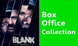 Blank Box Office Collection Worldwide, India, Hit or Flop, Review, Rating, Wiki