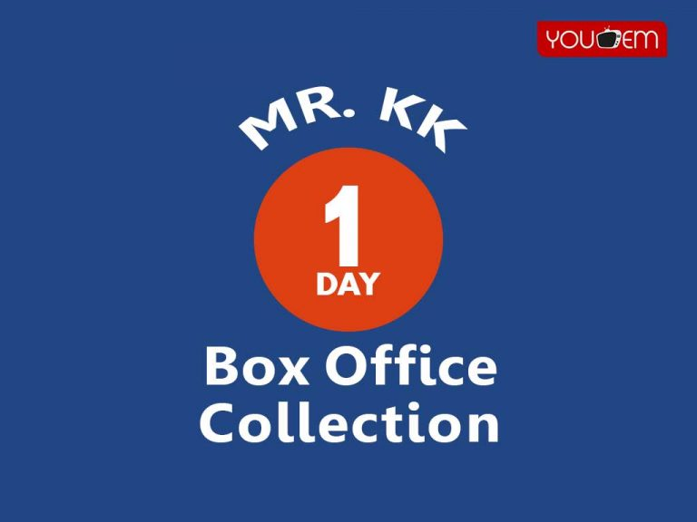 Mr. KK 1st Day Box Office Collection, Occupancy, Screen Count
