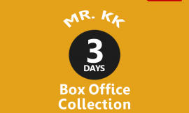 Mr. KK 3rd Day Box Office Collection, Occupancy, Screen Count