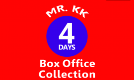 Mr. KK 4th Day Box Office Collection, Occupancy, Screen Count