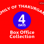 Family of Thakurganj 4th Day Box Office Collection, Occupancy, Screen Count