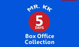 Mr. KK 5th Day Box Office Collection, Occupancy, Screen Count