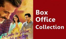 EkLadki Ko Dekha Toh Aisa Laga Box Office Collection Worldwide, India, Hit or Flop, Review, Rating, Wiki