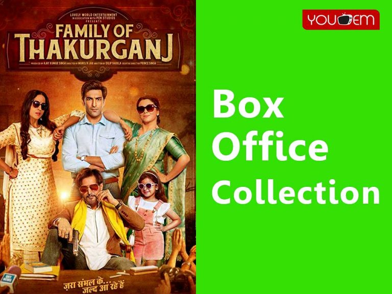 Family of Thakurganj Box Office Collection, Story, Review, Rating & Wiki