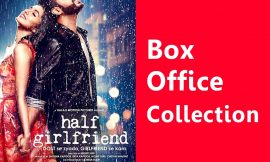 Half Girlfriend Box Office Collection Worldwide, India, Hit or Flop, Review, Rating, Wiki