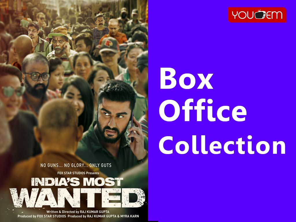 Indias Most Wanted Box Office Collection Worldwide, India, Hit or Flop, Review, Rating, Wiki