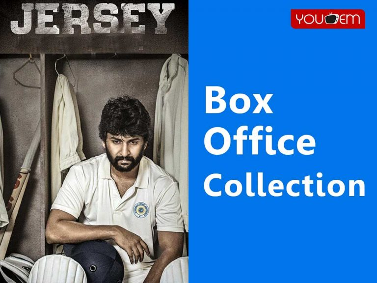 Jersey Box Office Collection Worldwide, India, Hit or Flop, Review, Rating, Wiki