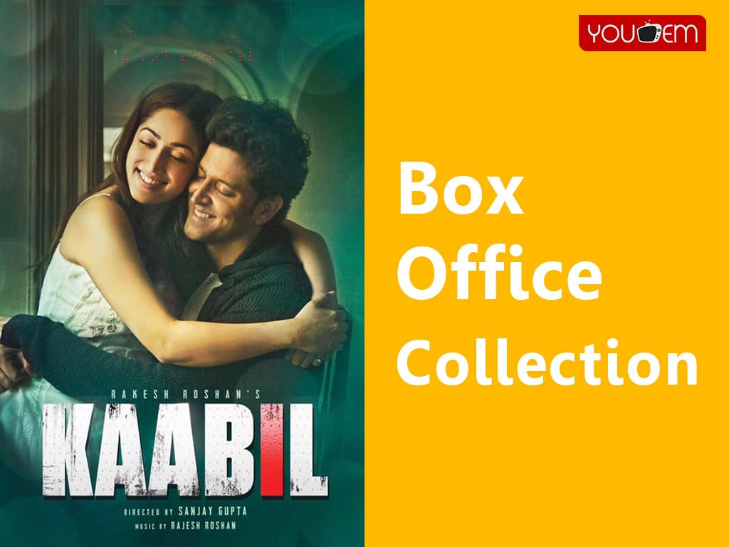 Kaabil Box Office Collection Worldwide, India, Hit or Flop, Review, Rating, Wiki