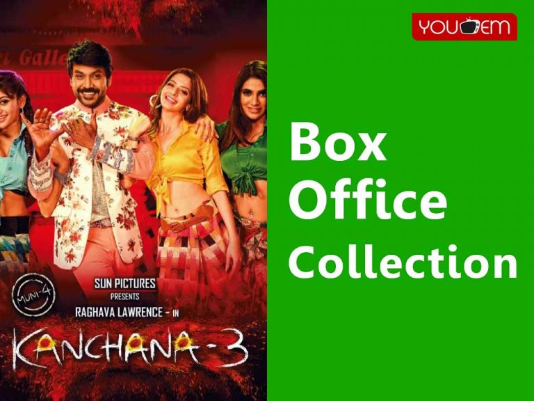Kanchana 3 Box Office Collection Worldwide, APTS, Tamil Nadu, Hit or Flop, Review, Rating, Wiki