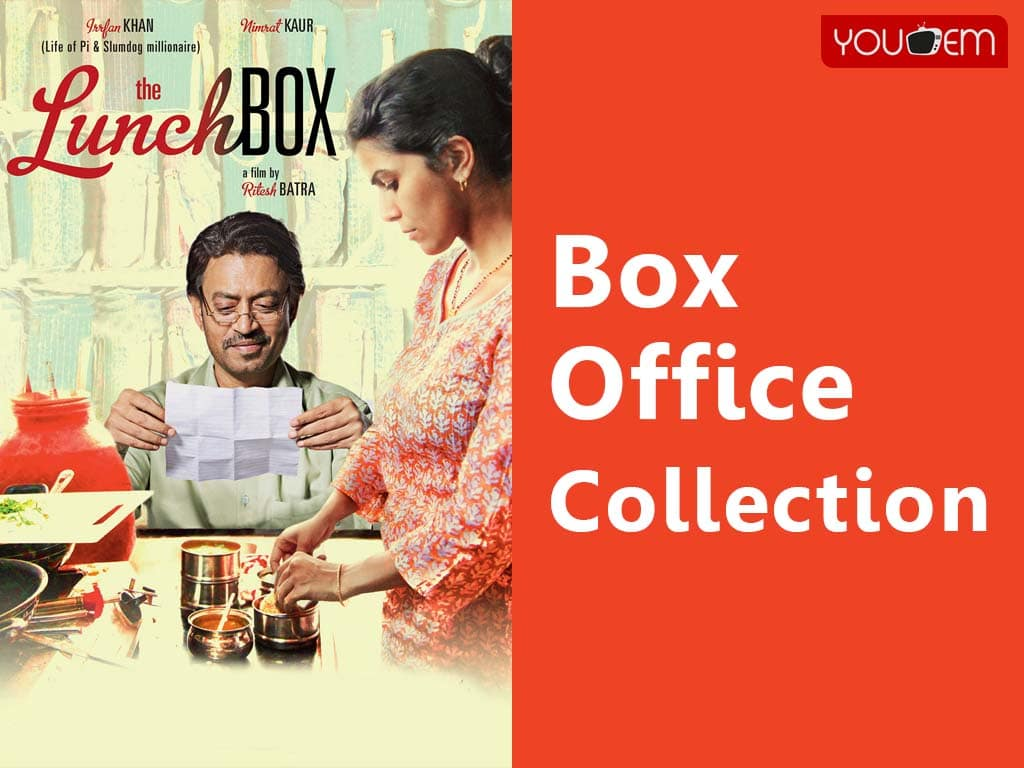 The Lunchbox Box Office Collection Worldwide, India, Hit or Flop, Review, Rating, Wiki