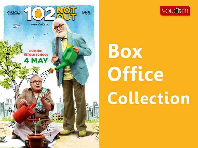 102 Not Out Box Office Collection Worldwide, India, Hit or Flop, Review, Rating, Wiki