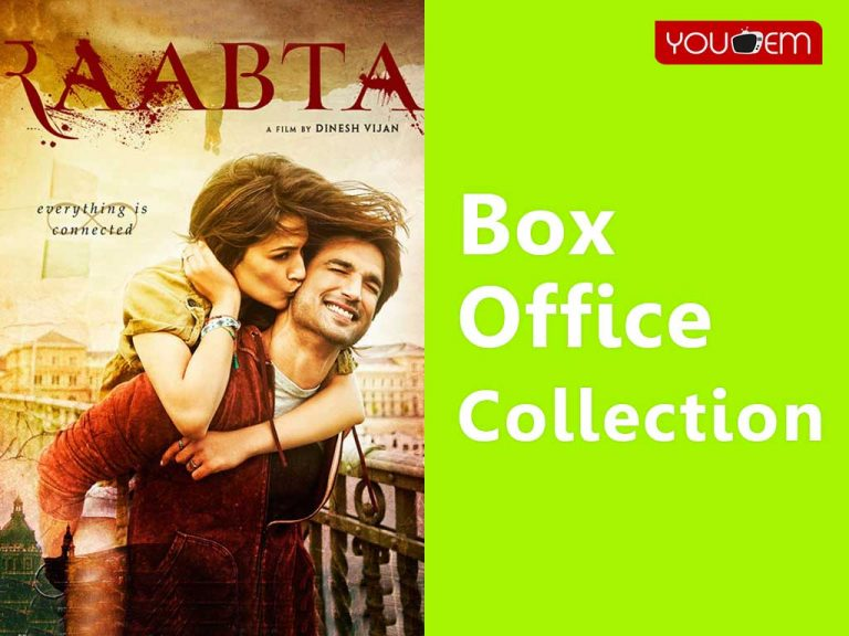Raabta Box Office Collection Worldwide, India, Hit or Flop, Review, Rating, Wiki