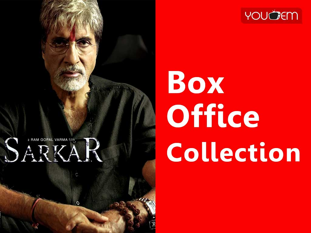 Sarkar Box Office Collection Worldwide, India, Hit or Flop, Review, Rating, Wiki