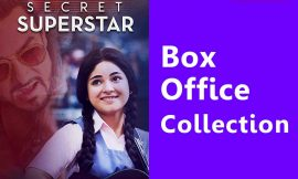 secret superstar Box Office Collection Worldwide, India, China, Hit or Flop, Review, Rating, Wiki