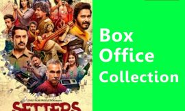 Setters Box Office Collection Worldwide, India, Hit or Flop, Review, Rating, Wiki