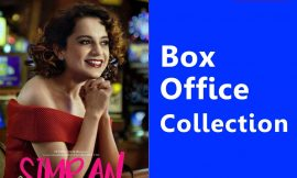 Simran Box Office Collection Worldwide, India, Hit or Flop, Review, Rating, Wiki
