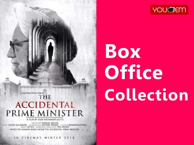 The Accidental Prime Minister Box Office Collection Worldwide, India, Hit or Flop, Review, Rating, Wiki