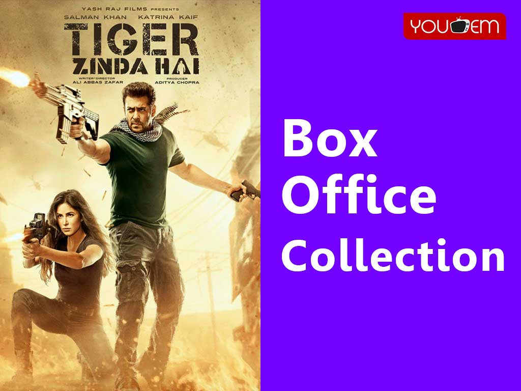Tiger Zinda Hai Box Office Collection Worldwide, India, Hit or Flop, Review, Rating, Wiki