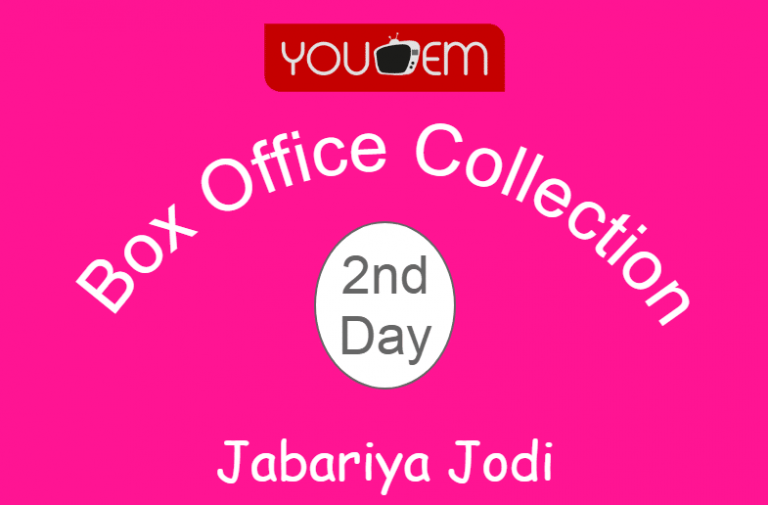 Jabariya Jodi 2nd Day Box Office Collection, Occupancy, Screen Count
