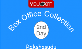 Rakshasudu 2nd Day Box Office Collection, Occupancy, Screen Count